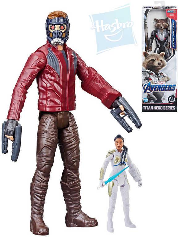 HASBRO Avengers Titan Hero figurka 30cm set s doplňkem různé druhy