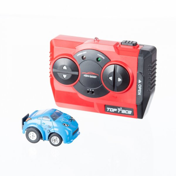 Nejmenší mikro autíčko na dálkové ovládání
