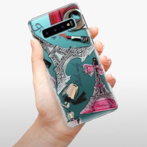 Plastové pouzdro iSaprio - Fashion pattern 02 - Samsung Galaxy S10