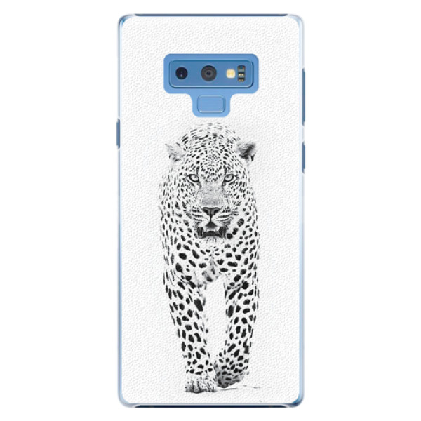 Plastové pouzdro iSaprio - White Jaguar - Samsung Galaxy Note 9