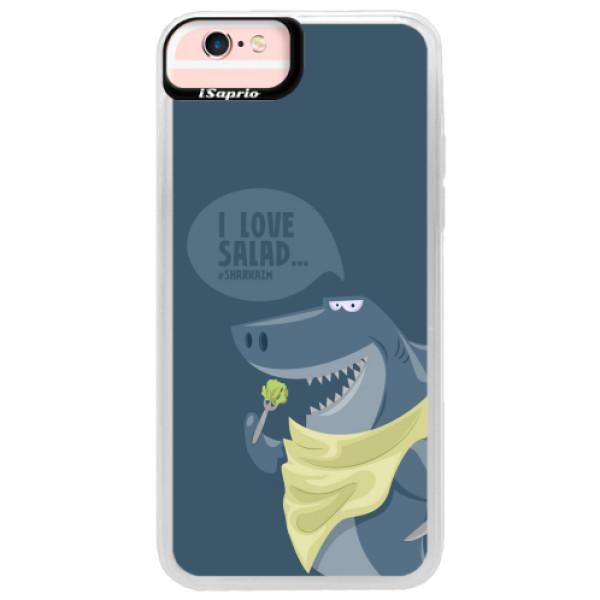 Neonové pouzdro Pink iSaprio - Love Salad - iPhone 6/6S