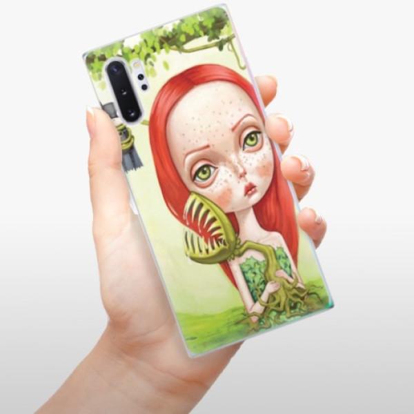 Odolné silikonové pouzdro iSaprio - Poison - Samsung Galaxy Note 10+