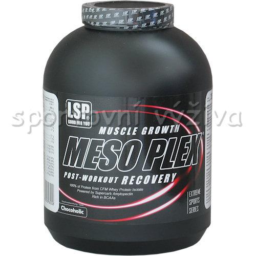 Meso Plex 3500g high protein - gainer-vanilka