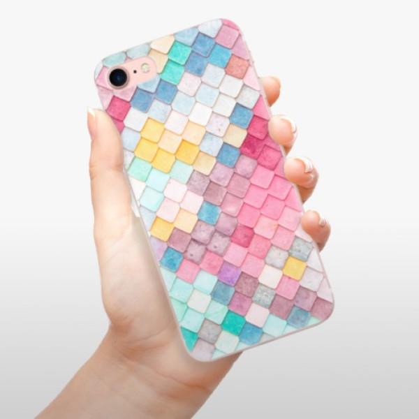 Odolné silikonové pouzdro iSaprio - Roof - iPhone 7