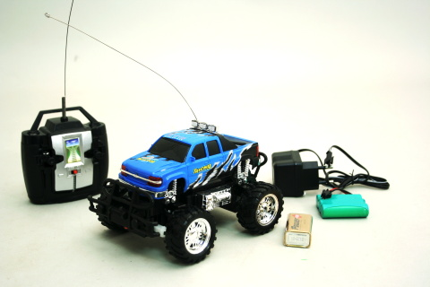 Monster Truck RC II