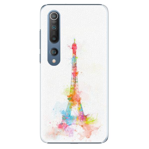 Plastové pouzdro iSaprio - Eiffel Tower - Xiaomi Mi 10 / Mi 10 Pro