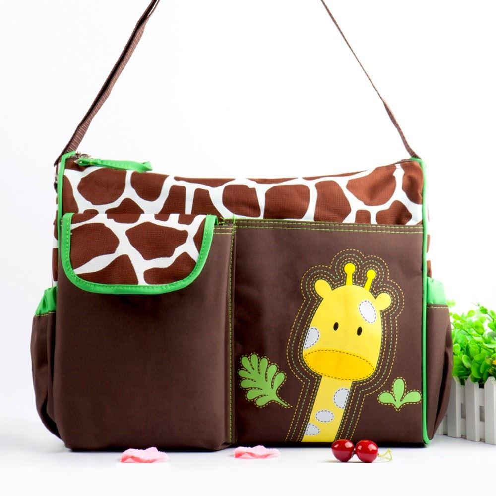 Taška pro maminky - zelená