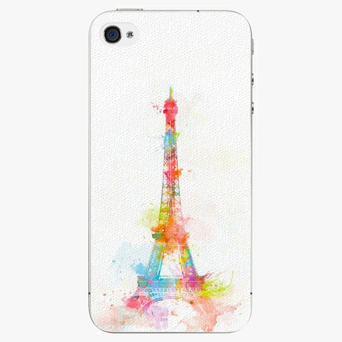 Plastový kryt iSaprio - Eiffel Tower - iPhone 4/4S