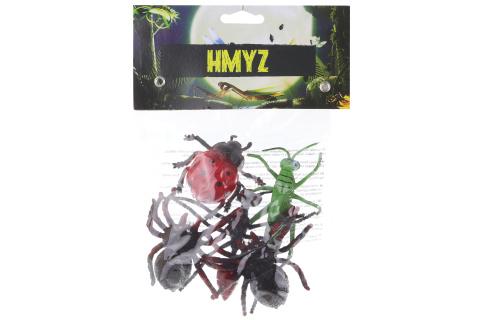 Hmyz 5 ks v sáčku