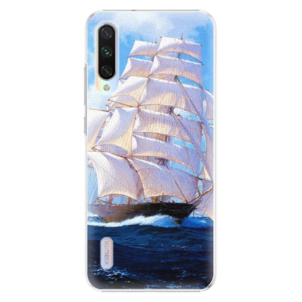 Plastové pouzdro iSaprio - Sailing Boat - Xiaomi Mi A3
