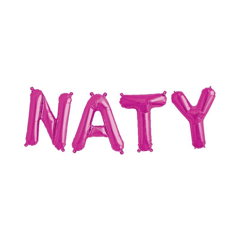 Nafukovačka - Naty