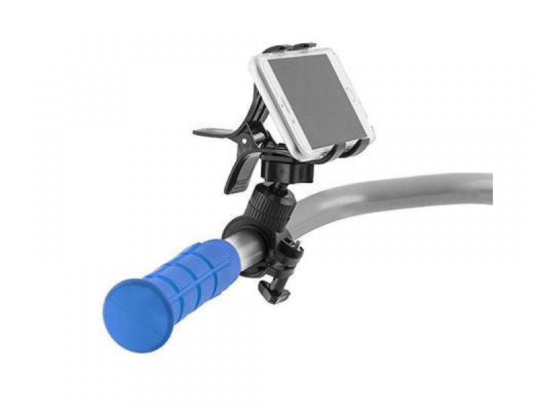 Cyklistický držák telefonu