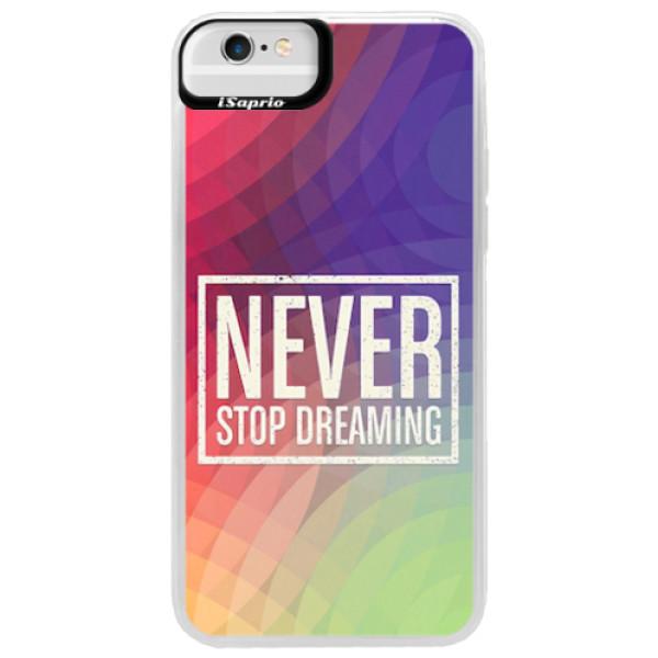 Neonové pouzdro Blue iSaprio - Dreaming - iPhone 6 Plus/6S Plus