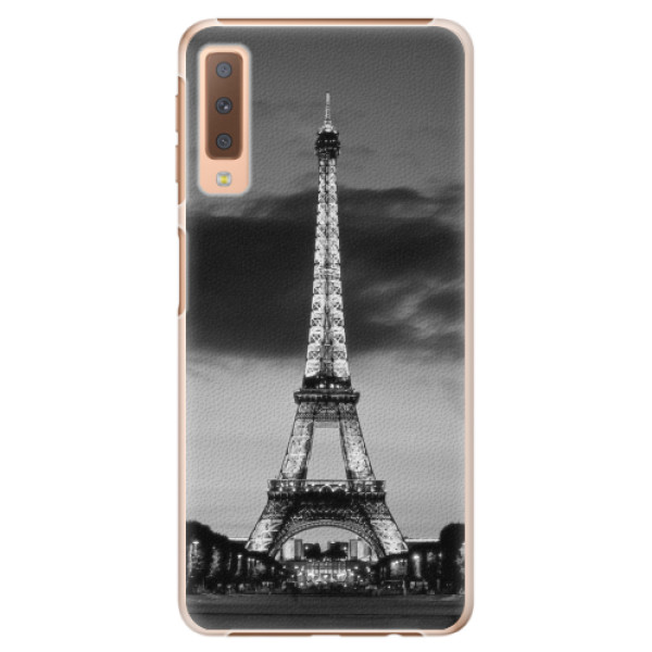 Plastové pouzdro iSaprio - Midnight in Paris - Samsung Galaxy A7 (2018)