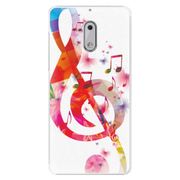 Plastové pouzdro iSaprio - Love Music - Nokia 6