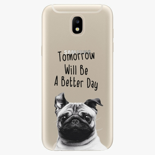 Silikonové pouzdro iSaprio - Better Day 01 - Samsung Galaxy J5 2017
