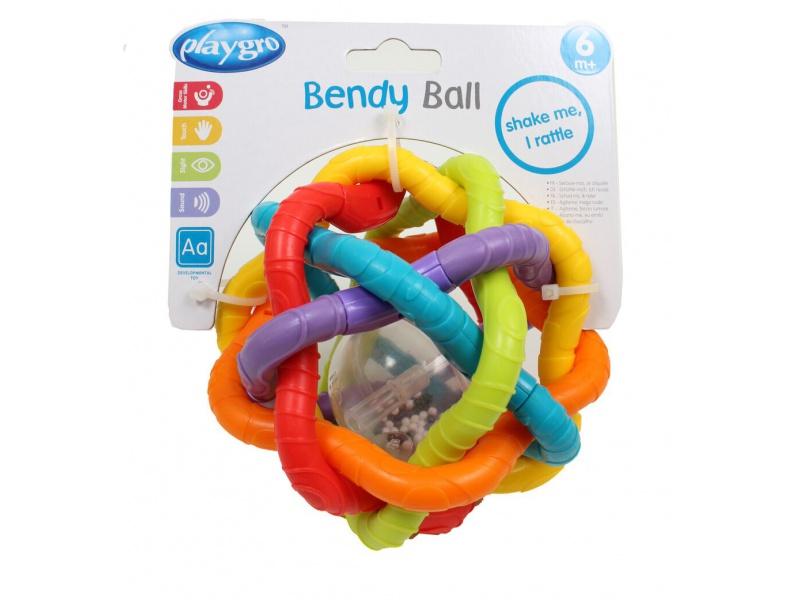Playgro - Ohebný míček nový