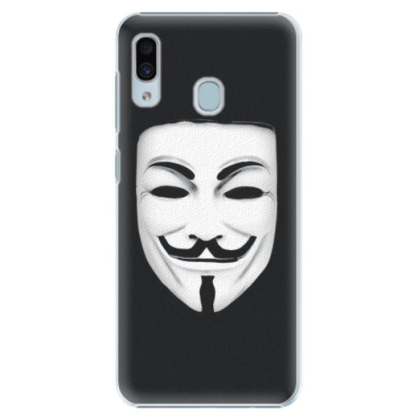 Plastové pouzdro iSaprio - Vendeta - Samsung Galaxy A20