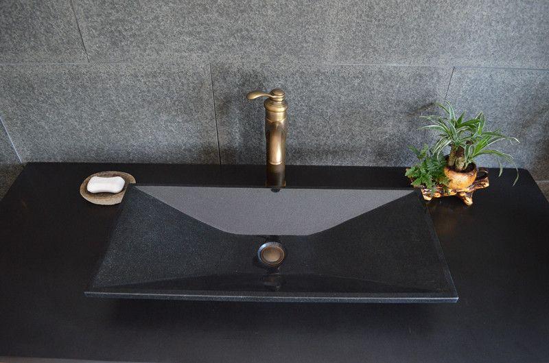 Kamenné umyvadlo z žuly Erato