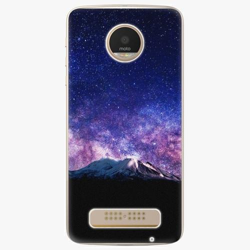 Plastový kryt iSaprio - Milky Way - Lenovo Moto Z Play