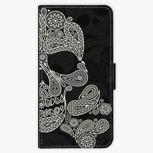 Flipové pouzdro iSaprio - Mayan Skull - Huawei P9 Lite Mini