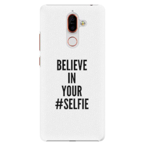 Plastové pouzdro iSaprio - Selfie - Nokia 7 Plus
