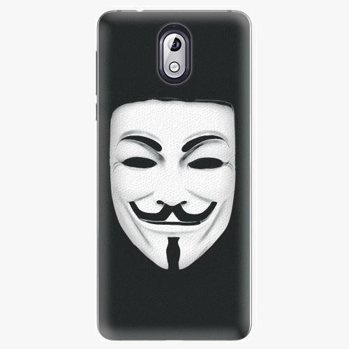 Plastový kryt iSaprio - Vendeta - Nokia 3.1