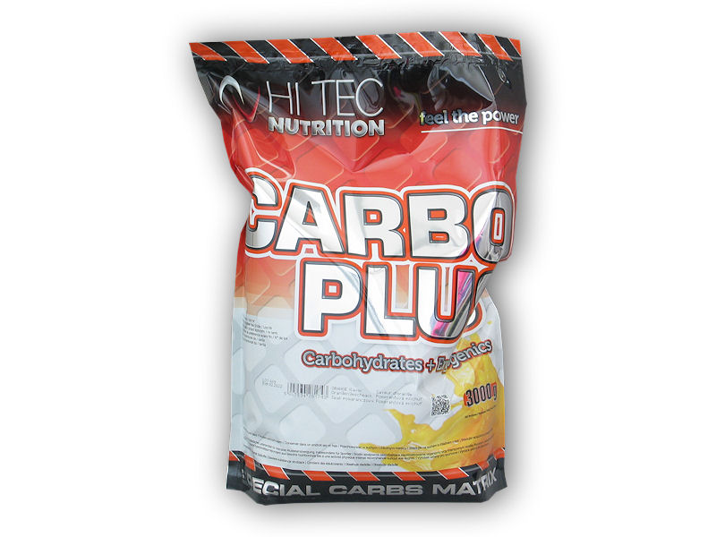Carbo Plus 3000g-pomeranc