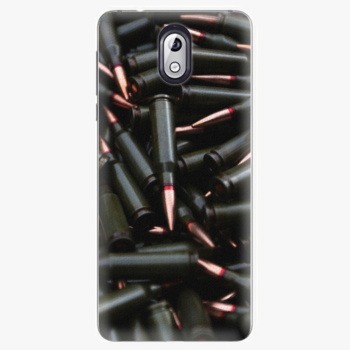 Plastový kryt iSaprio - Black Bullet - Nokia 3.1