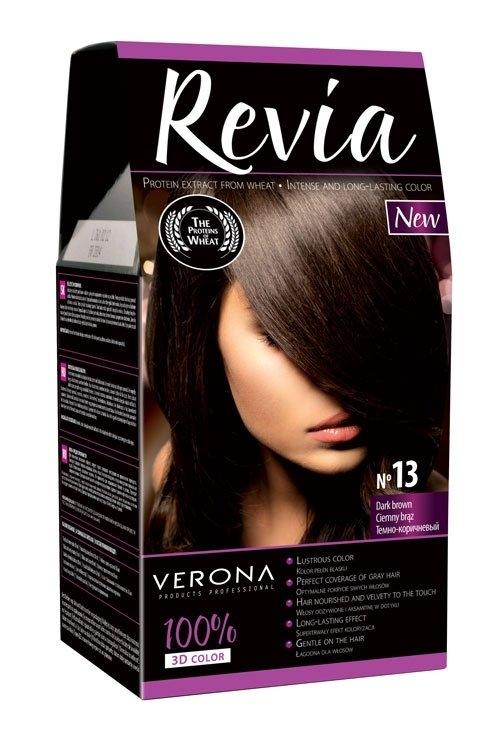 Barva na vlasy tmavě hnědá 13