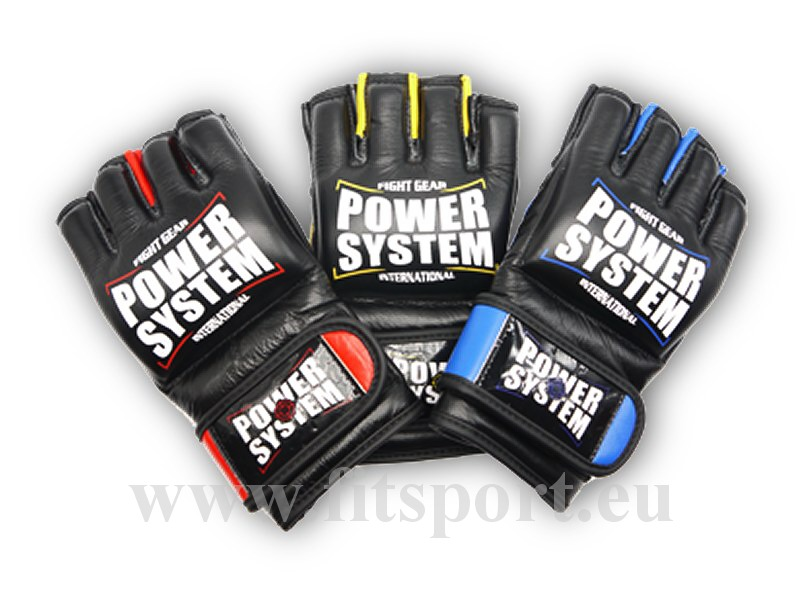 PowerSystem MMA rukavice KATAME