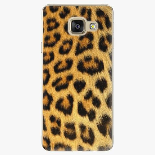 Plastový kryt iSaprio - Jaguar Skin - Samsung Galaxy A3 2016