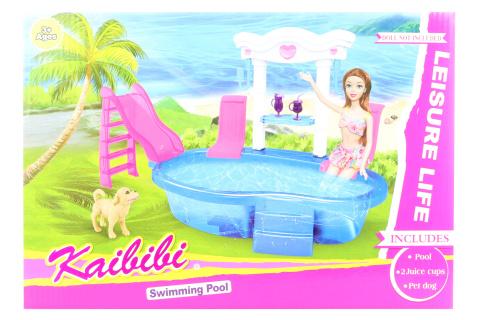 Bazén pro panenku
