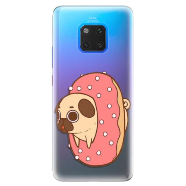 Silikonové pouzdro iSaprio - Dog 04 - Huawei Mate 20 Pro