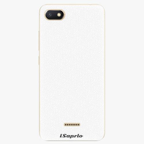 Plastový kryt iSaprio - 4Pure - bílý - Xiaomi Redmi 6A