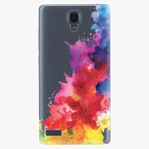 Plastový kryt iSaprio - Color Splash 01 - Xiaomi Redmi Note
