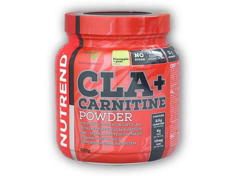 CLA + Carnitine Powder 300g - akce-cherry-punc
