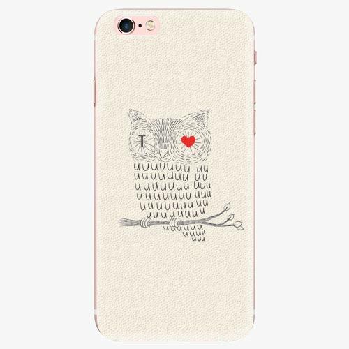 Silikonové pouzdro iSaprio - I Love You 01 - iPhone 7