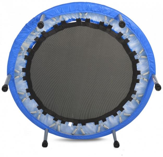 Byox Dětská skákací trampolína 96 cm - modrá