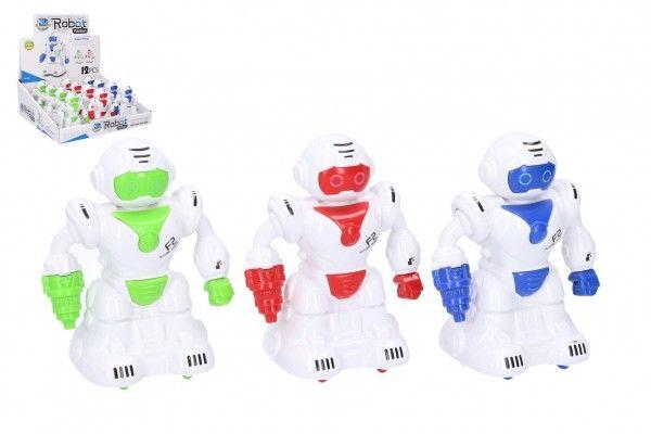 Robot na setrvačník - 12 cm
