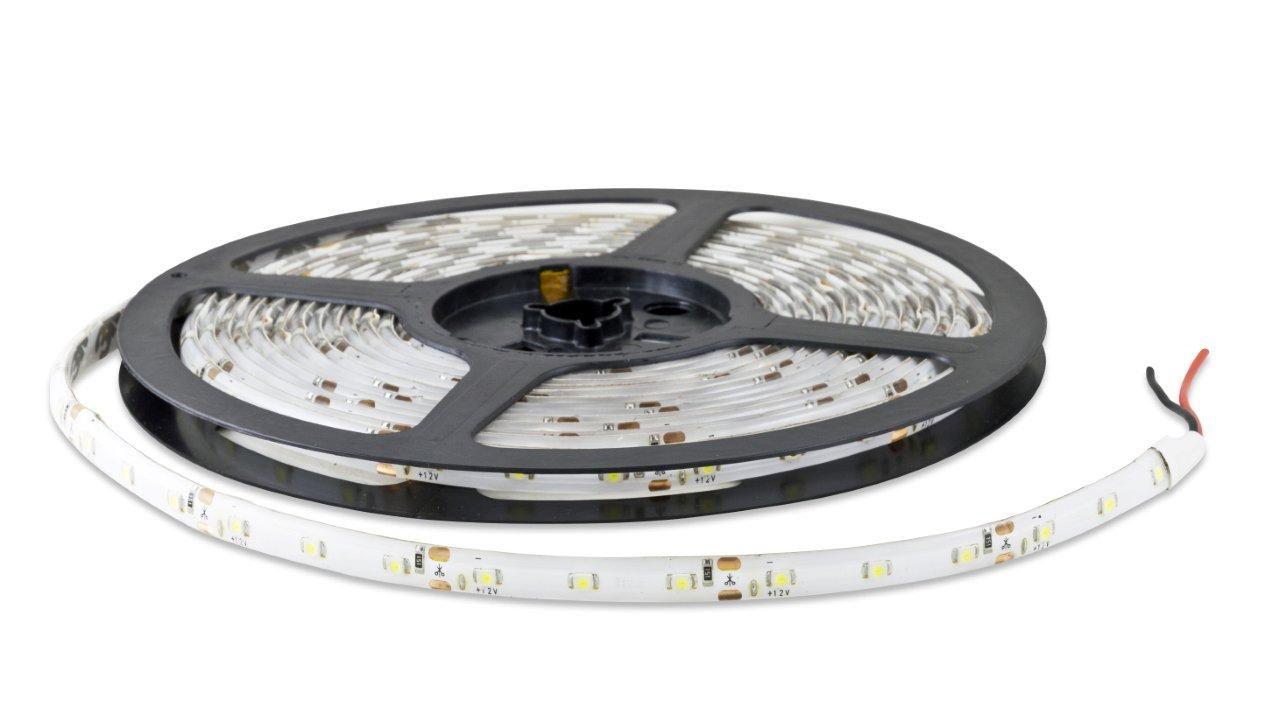 LED pásek G21 SMD 3528, 60LED/m, 5m, zelená, IP63, 12V