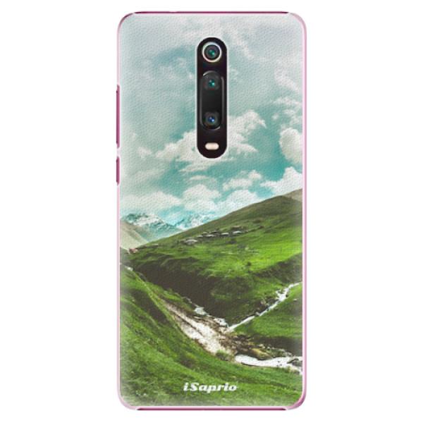 Plastové pouzdro iSaprio - Green Valley - Xiaomi Mi 9T