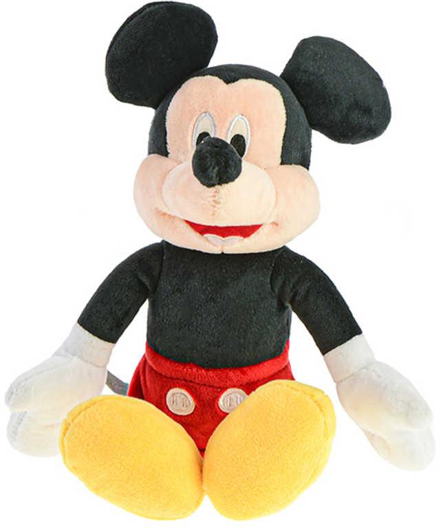 PLYŠ Postavička myšák Mickey Mouse 30cm *PLYŠOVÉ HRAČKY*