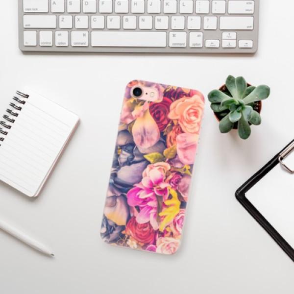 Odolné silikonové pouzdro iSaprio - Beauty Flowers - iPhone 7
