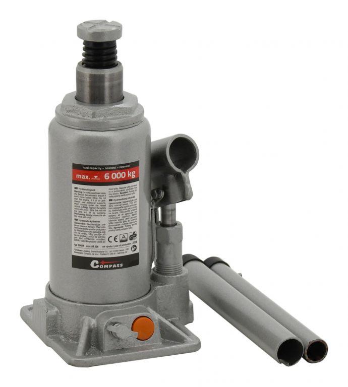 Hever hydraulický - 6 t, TÜV