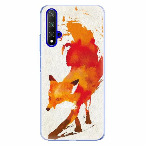 Plastový kryt iSaprio - Fast Fox - Huawei Honor 20