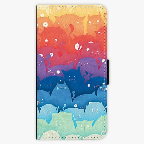Flipové pouzdro iSaprio - Cats World - Samsung Galaxy A5 2017