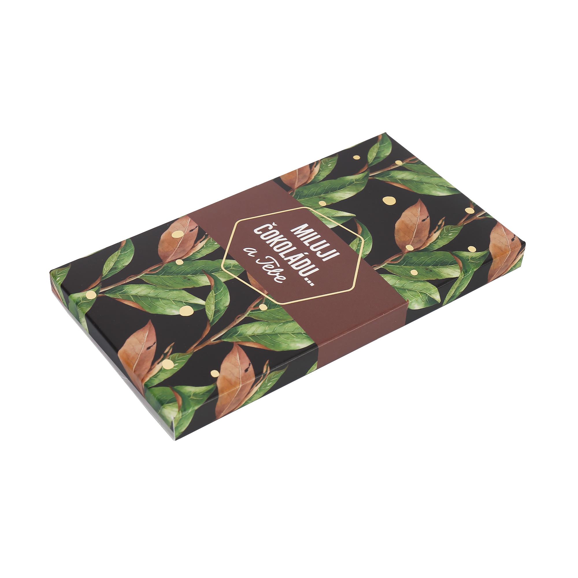 Čokoláda - Miluju čokoládu