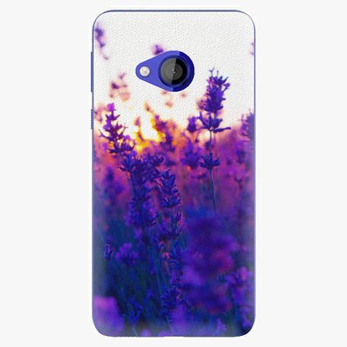 Plastový kryt iSaprio - Lavender Field - HTC U Play