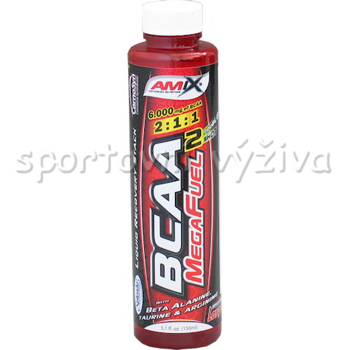 BCAA MegaFuel 6000 150ml